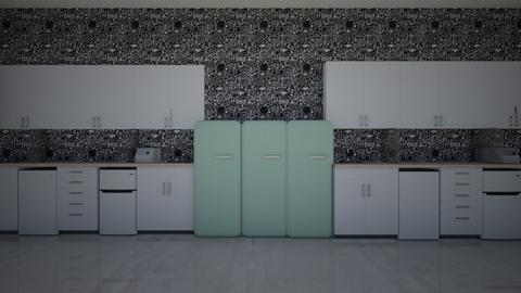 store - Kitchen  - by Crog
