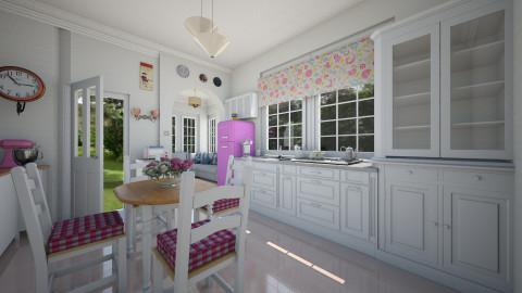 Cozinha - Kitchen  - by Roberta Coelho