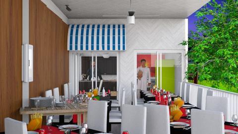 dining shop - Dining room  - by malithu damsath