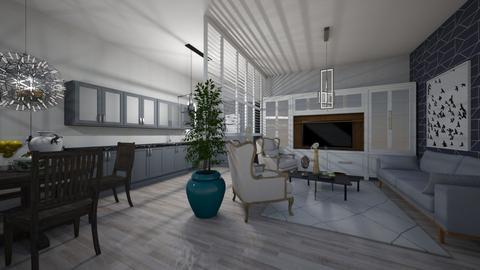 bla - Living room - by peterlo