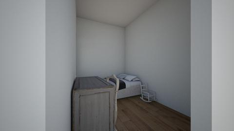 NYC Bedroom - Bathroom  - by maggiesoik