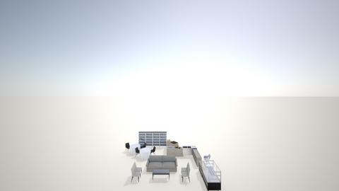 Coffee shop - Modern - by peopleofnobody
