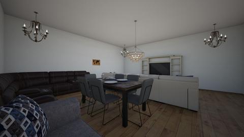 living room - Living room  - by ikbeneennoob