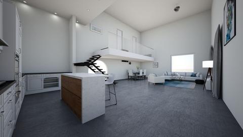 OceanStay home new render - Modern - by Meg_