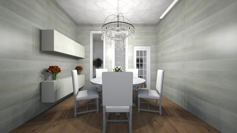 kitchen - Dining room  - by idontknowme