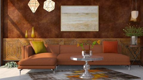 M_Lamps - Living room  - by milyca8