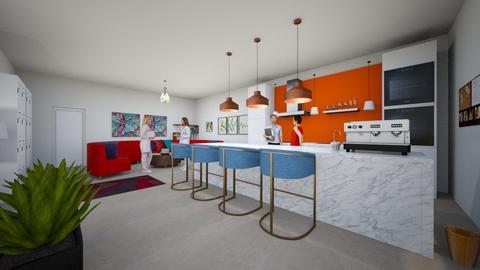 Residential Tea Room - by Tresillian