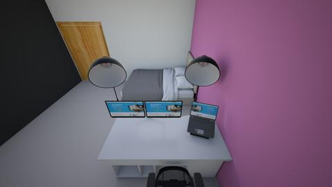 Room - Modern - Office  - by Navera123