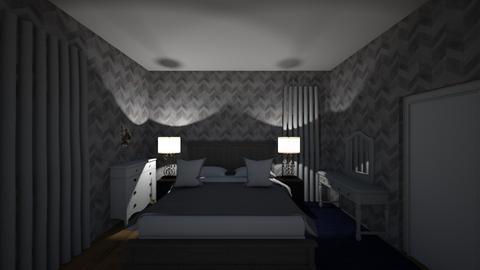 jonae room  - Bedroom  - by jatkins17