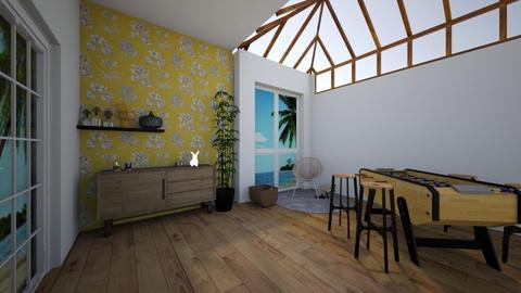 jeux - Modern - Living room - by JADE LEON