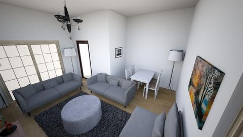 salon son hali 6 - Modern - Living room  - by filozof