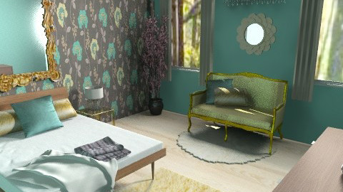 be-e-est. - Eclectic - Bedroom  - by daybosco