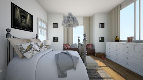 bedroom 3 sean - Classic - Bedroom  - by sean_cui