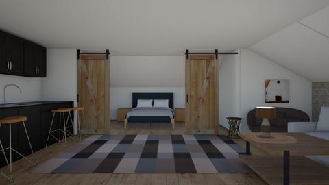 loft house - by BubbleSloth