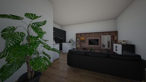 maison moderne2 - by julie3822