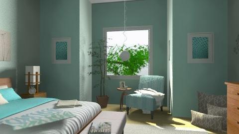 Bedroom - Modern - Bedroom  - by Patti58