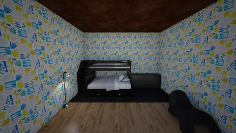 kids - Kids room  - by chicken 7453