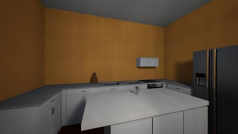 summer room  - Global - Kitchen  - by adrieanna