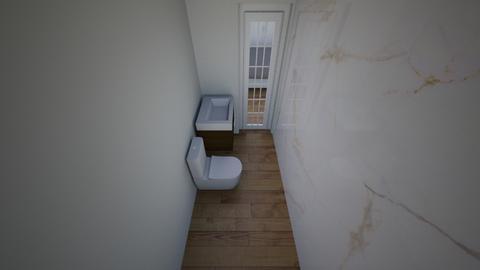 Lentiscais Bathroom - Bathroom  - by doritauk