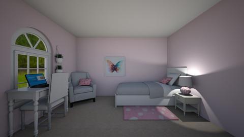 Kids room - by BlobbyFish