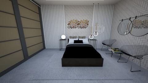 master3 - Modern - Bathroom  - by yaara shemesh