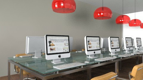 UDL COMPU - Minimal - Office  - by cibelles