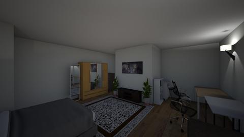 32 Master Bedroom Draft 2 - Bedroom  - by farishadi