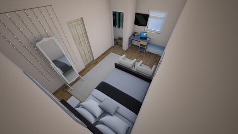 idk nmore ways - Modern - Bedroom - by naomiloveswp