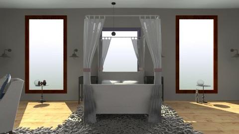 black beauty - Vintage - Bedroom  - by sjmjkj