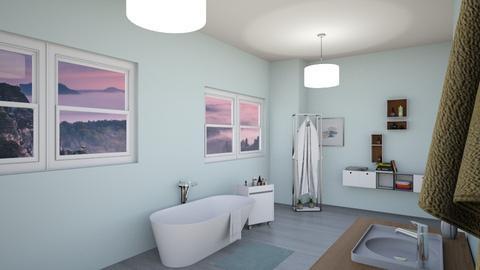 ttu - Bathroom  - by April2504