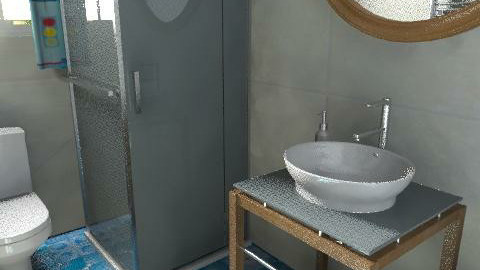 456 - Classic - Bathroom  - by magicadimitrova