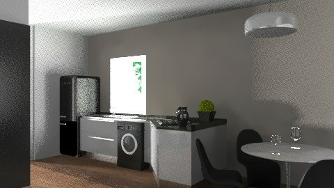AGAVE 02 intermedio - Glamour - Living room  - by domuseinterior