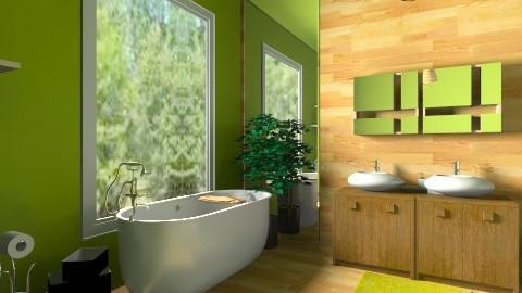 natural bath - Bathroom  - by rasty