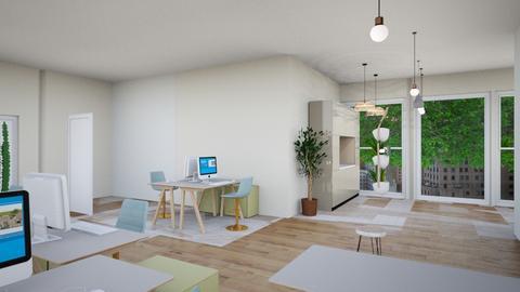 sofsof 3 - Office  - by Karen Brite