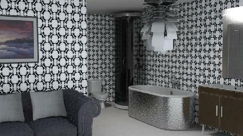 Modern Bathroom - Modern - Bathroom  - by Jann F