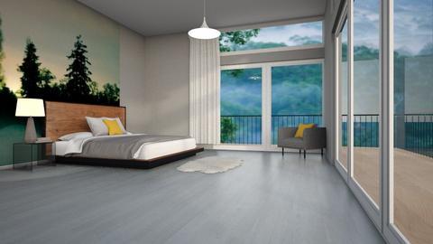 rainy - Bedroom  - by madaline