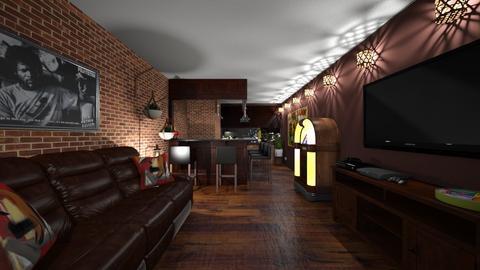 House Bar - by josielz