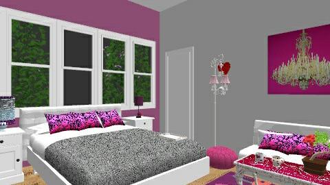 Bedroom K - Bedroom - by sumz78