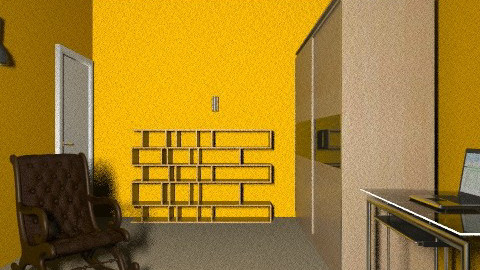 Erika - Retro - Bedroom  - by szomorcke