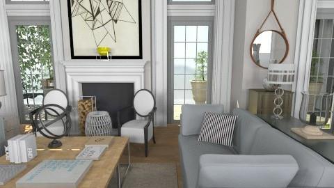 TRAD8 - Vintage - Living room - by naki1