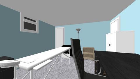 Salle de massage - Office  - by darkdydy