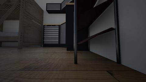 My room - Bedroom  - by LittleCarrott