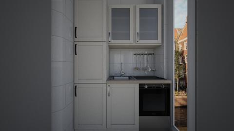Casa153Kitchen - Retro - Kitchen - by nickynunes