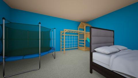 amazing dream room - Vintage - Bedroom - by foodamazing