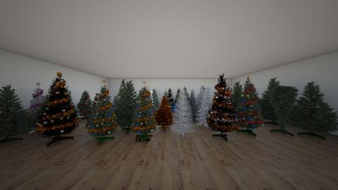 Xmas trees - by deleted_1577050553_Jade Autumn