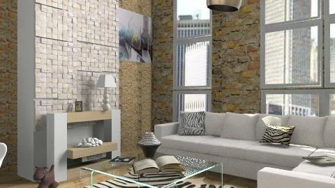Loft Newyork - Modern - Living room  - by milyca8