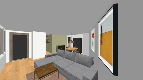 Busken Huet - Living room  - by PamS