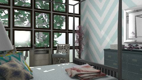 The Guestroom - Eclectic - Bedroom  - by hunny