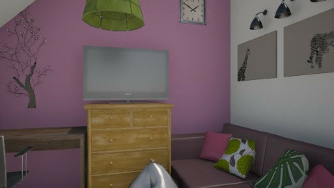 dodo - Classic - Bedroom - by saraa_kocsis