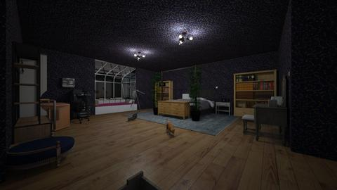 Finale product - Modern - Bedroom  - by Melody Jackson